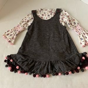 Girls GOODLAD Outfit 2T